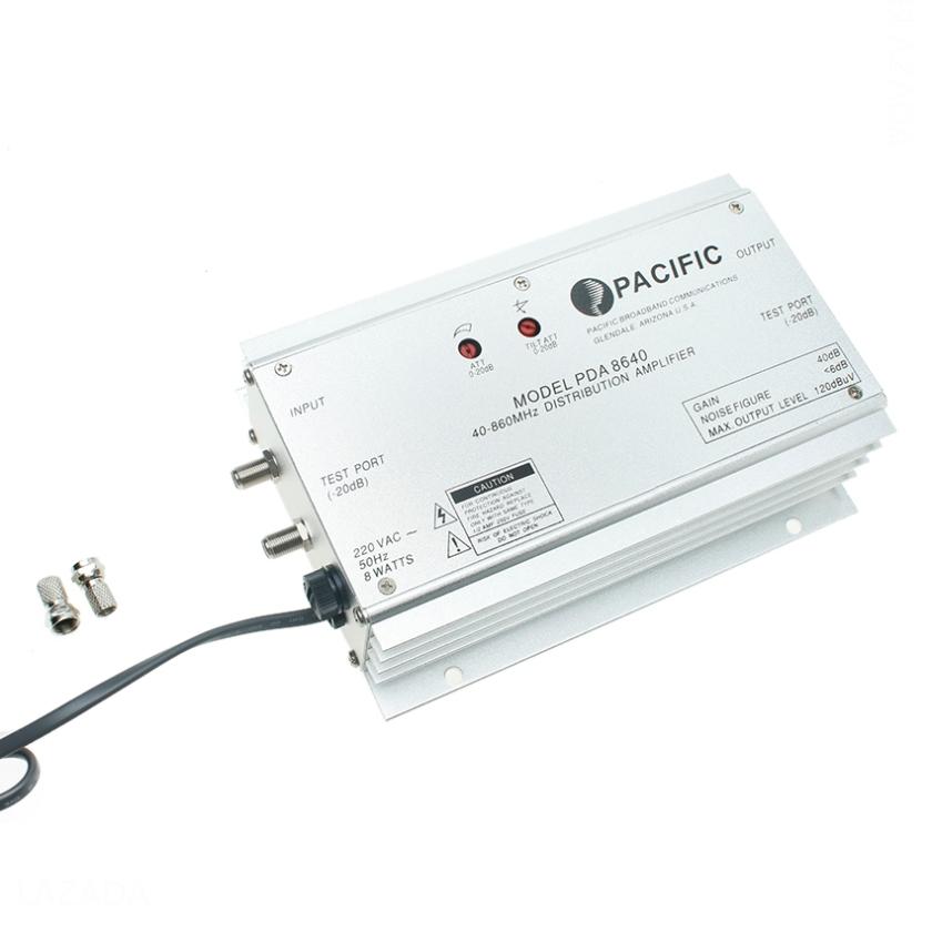 Amplifier PDA 8640
