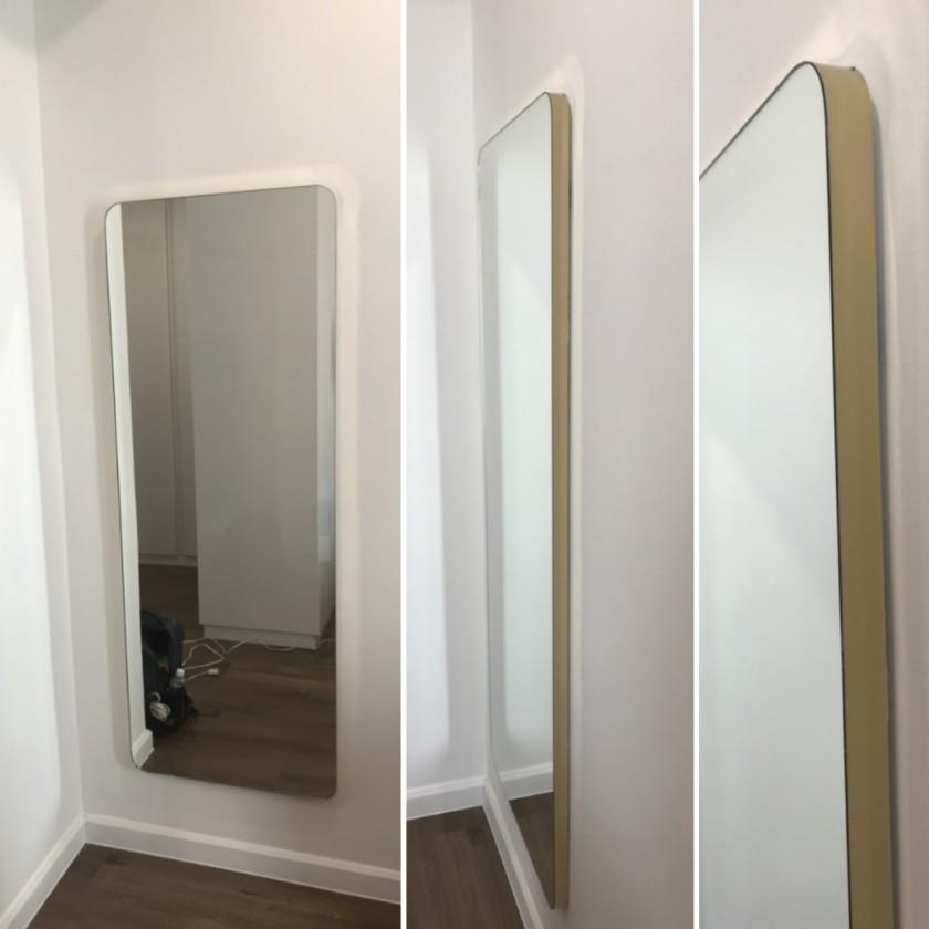 Gương treo tường A123456789A102