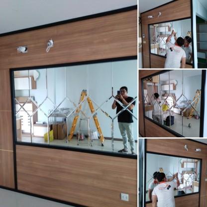 Gương treo tường A123456789A130