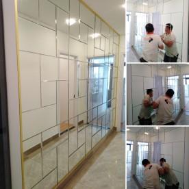 Gương treo tường A123456789A131