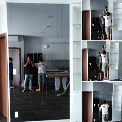 Gương treo tường A123456789A132