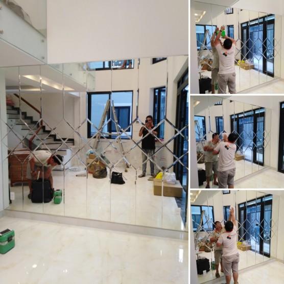Gương treo tường A123456789A134