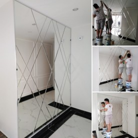 Gương treo tường A123456789A136