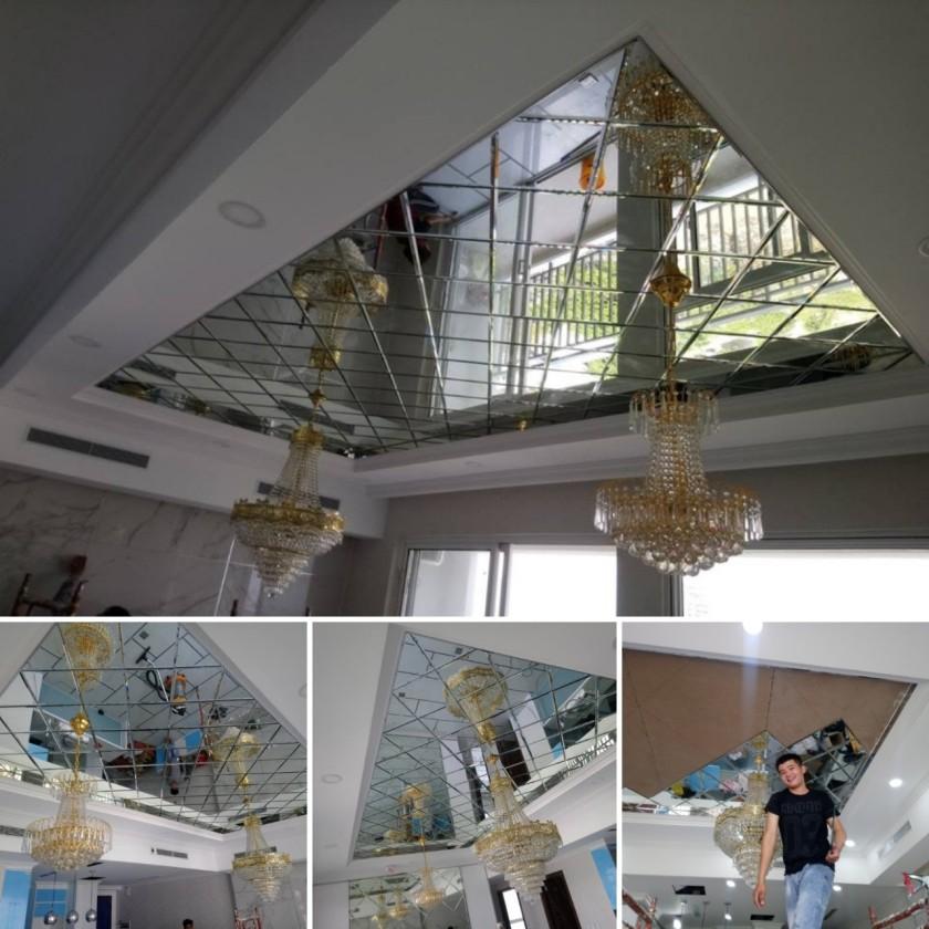 Gương treo tường A123456789A139